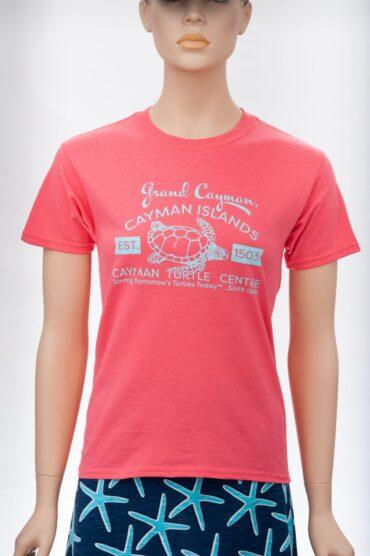 Cayman Turtle Centre T-Shirt (Woman)