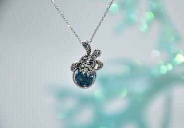 Adorable Hatchling Necklace Pendant