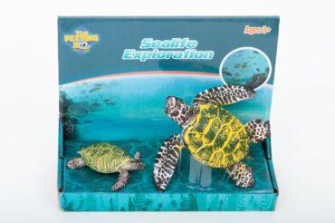 Sealife Exploration Turtle Play Set