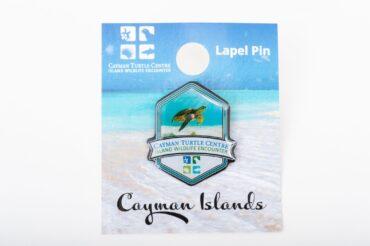 Cayman Turtle Centre Lapel Pin