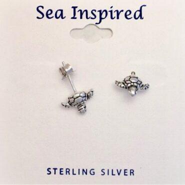 Hatchling earrings