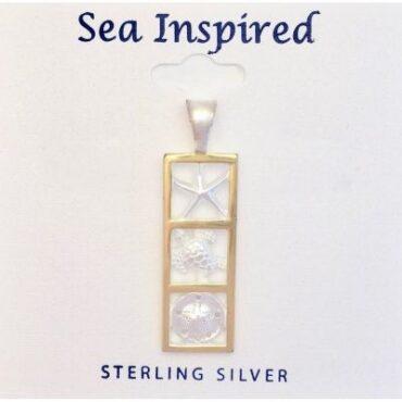Sea Elements Pendant